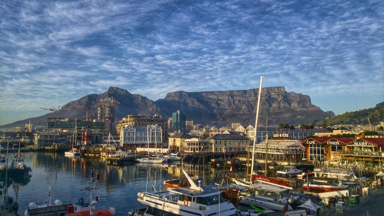 Cape-Town kruger park