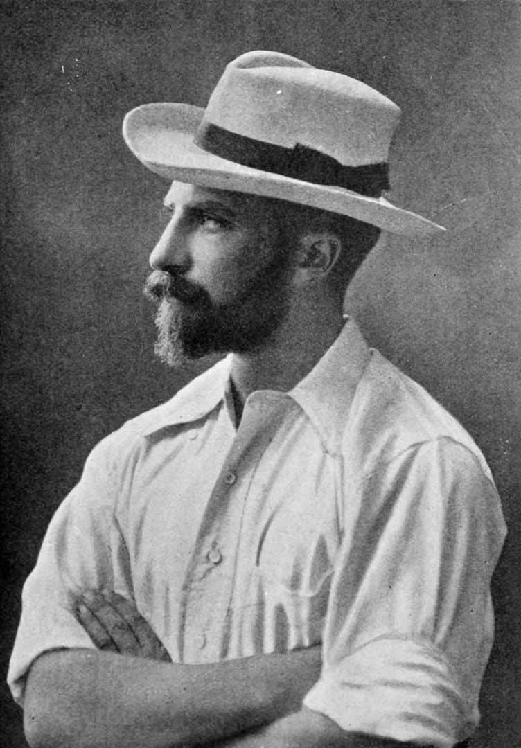 James Stevenson Hamilton Kruger Warden