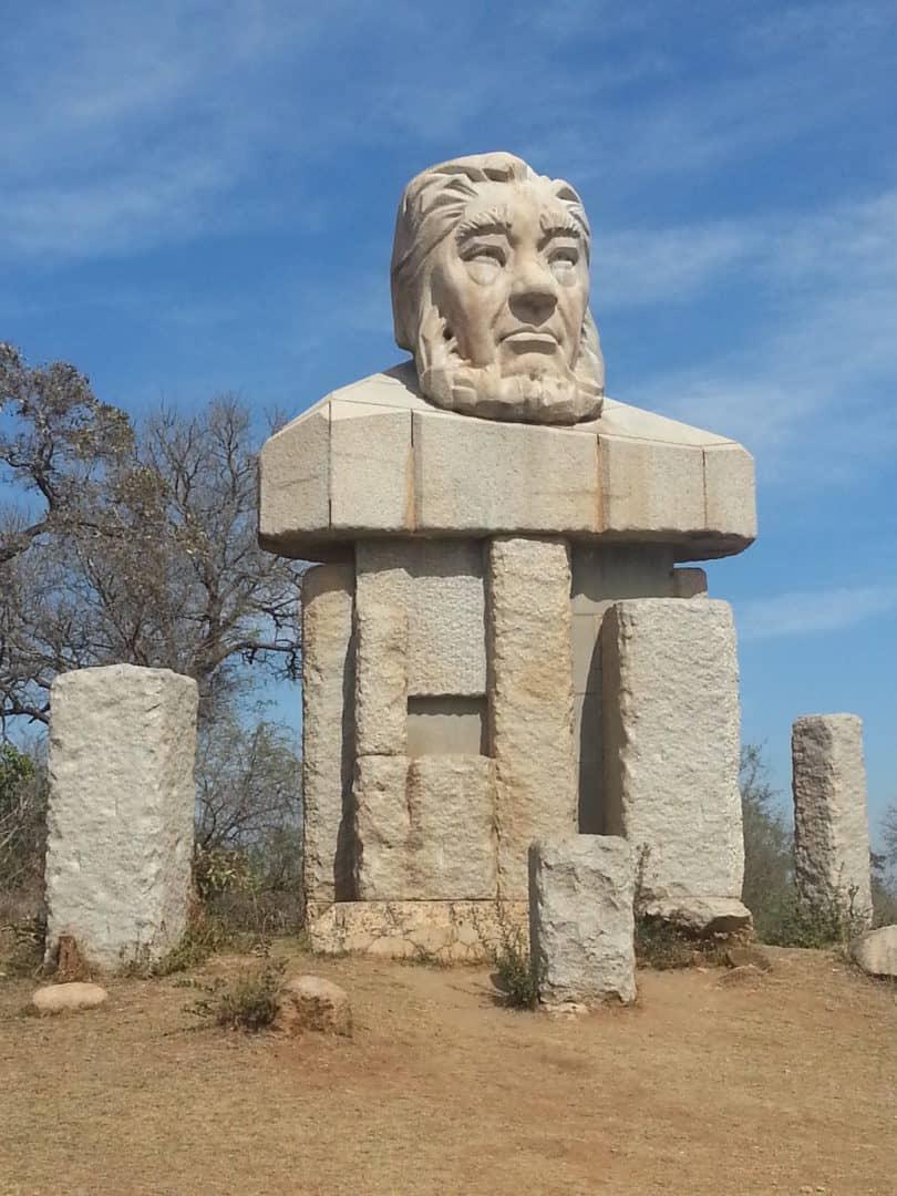 Paul Kruger Monument