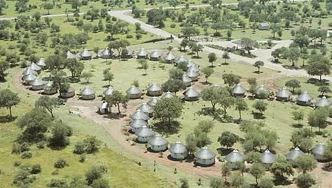 satara restcamp safari park