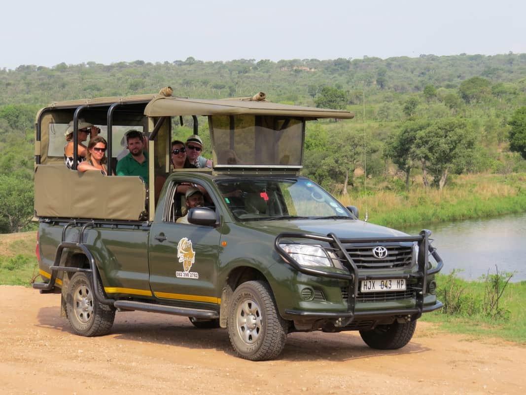 krüger park safari