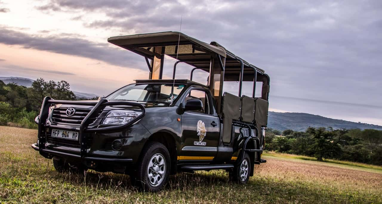 open vehicle Kruger National Park Safaris