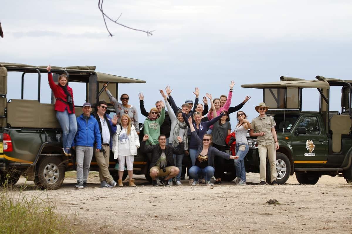 safari krüger