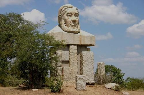 paul kruger monument kruger park