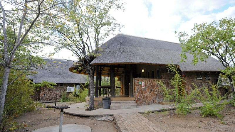 Mopani Rest Camp - Cottage 1