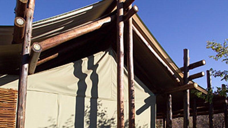 Punda Maria Rest Camp - Safari Tent 1