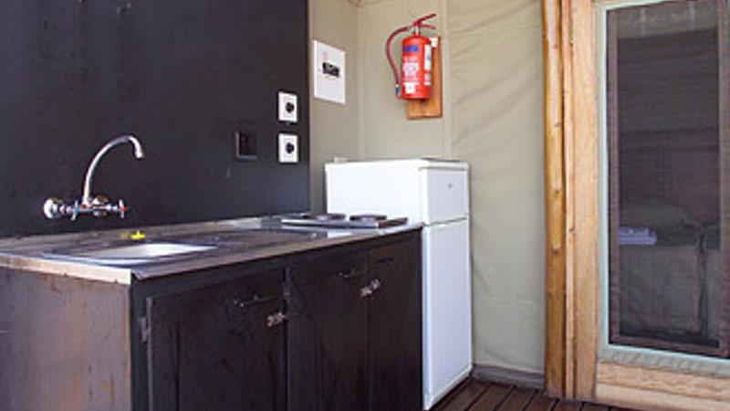 Punda Maria Rest Camp - Safari Tent 2
