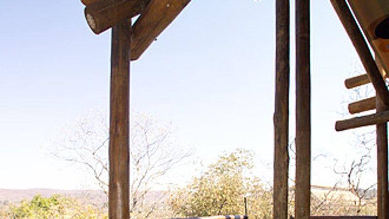 Punda Maria Rest Camp - Safari Tent 3